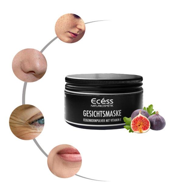 Feigenkern Gesichtsmaske